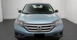 Honda CRV BVA – bleu ciel