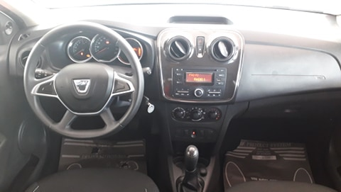 DACIA LOGAN AUTOMATIQUE full